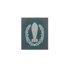 WWII German heer smoke troop gunner sleeve insignia BeVo