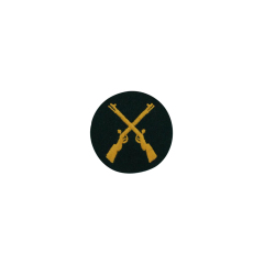 WWII German heer weapon maintenance sergeants early model sleeve trade insignia