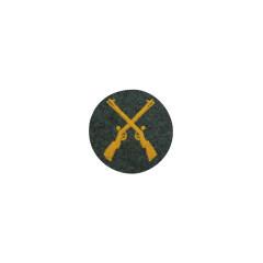 WWII German heer weapon maintenance sergeants later model sleeve trade insignia