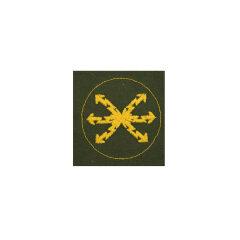 WWII German heer Tropical DAK signal sergeant sleeve trade insignia