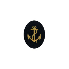 WWII German Kriegsmarine NCO boatswain career sleeve insignia