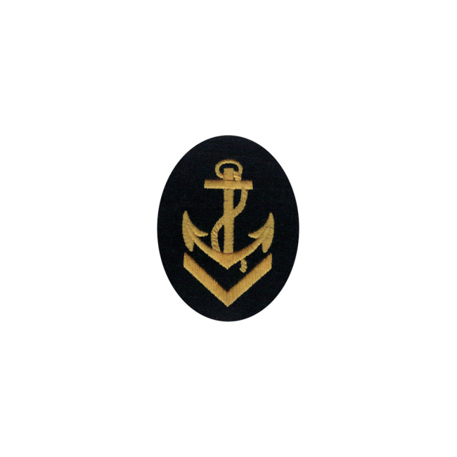 WWII German Kriegsmarine NCO senior boatswain career sleeve insignia