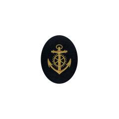 WWII German Kriegsmarine NCO engine personnel career sleeve insignia