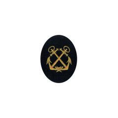 WWII German Kriegsmarine NCO helmsman career sleeve insignia