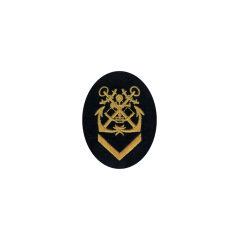 WWII German Kriegsmarine NCO senior navigating helmsman career sleeve insignia