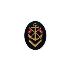 WWII German Kriegsmarine NCO senior signal career sleeve insignia