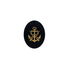 WWII German Kriegsmarine NCO teletypist career sleeve insignia