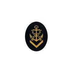 WWII German Kriegsmarine NCO senior teletypist career sleeve insignia
