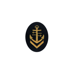 WWII German Kriegsmarine NCO senior radar operator career sleeve insignia