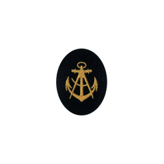 WWII German Kriegsmarine NCO carpenter career sleeve insignia