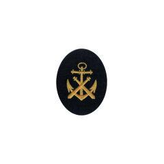WWII German Kriegsmarine NCO ordnance career sleeve insignia