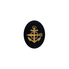 WWII German Kriegsmarine NCO torpedo mechanics career sleeve insignia