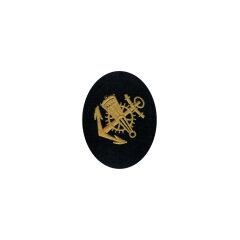 WWII German Kriegsmarine NCO blocking weapons mechanics career sleeve insignia