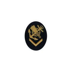 WWII German Kriegsmarine NCO senior blocking weapons mechanics career sleeve insignia