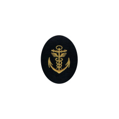 WWII German Kriegsmarine NCO administrative career sleeve insignia