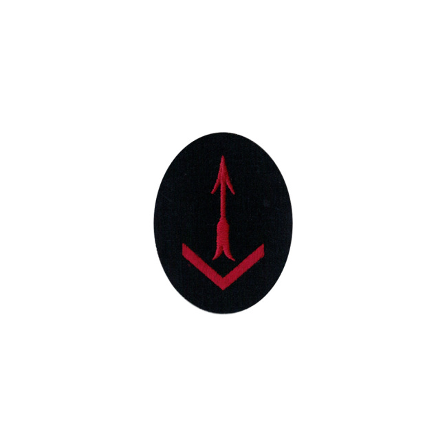 WWII German Kriegsmarine AA sound locator specialty trade insignia