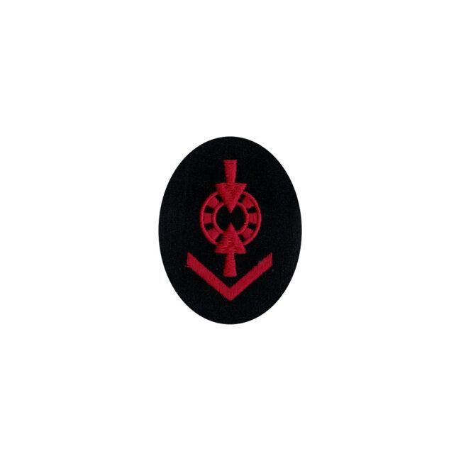WWII German Kriegsmarine Weapons control foreman artillery AA coastal guns specialty trade insignia