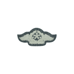 WWII German Luftwaffe aircraft technical personnel sleeve trade insignia later model