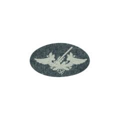 WWII German Luftwaffe flak artillery II sleeve trade insignia