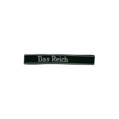 WWII German SS 2nd Pz.Div. Das reich EM/NCO cuff title