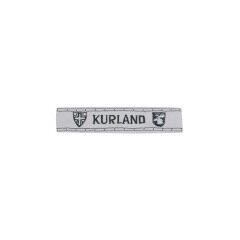 WWII German Heer Kurland cuff title