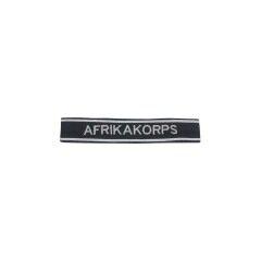 WWII German Heer DAK Afrika korps NCO cuff title