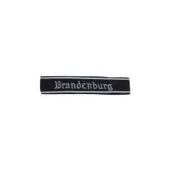 WWII German Heer Brandenburg cuff title
