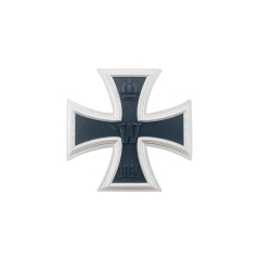 WWII German Iron Cross 1st Class 1914