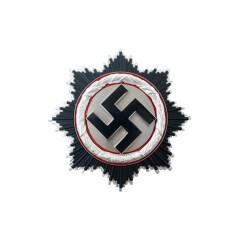 WWII German cross 1941 Sliver