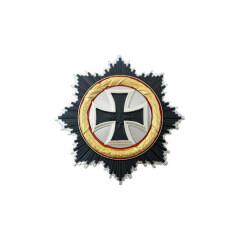 WWII German cross 1957 Gold