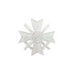 WWII German Merit cross 1st class with swords