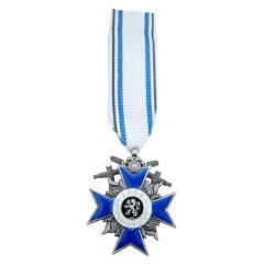 WWII German Bavarian war merit cross