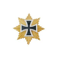 WWII German star of grand cross