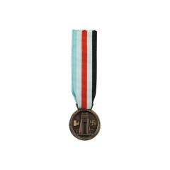 WWII German German Italian Campaign Medal