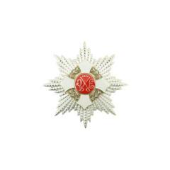 WWII German Italian Military Order of Savoy Rommel Star