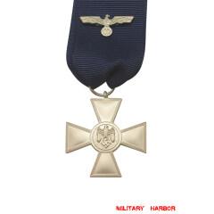 WWII German Heer 18 Years Service Medal