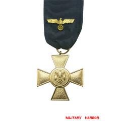 WWII German Heer 25 Years Service Medal