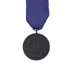 WWII German SS long service 4th class 4 years