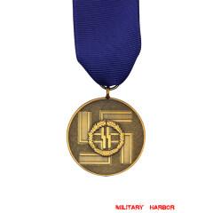 WWII German SS Long Service Award (8 Years)