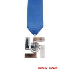 WWII German SS Long Service Award (12 Years)