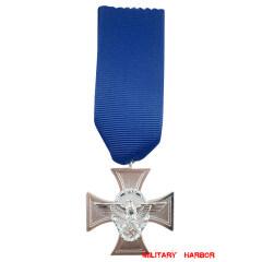 WWII German Police Long Service Award (18 Years)