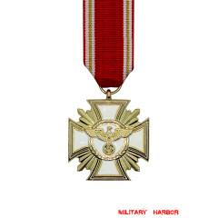 WWII German NSDAP 25 Years Service Award