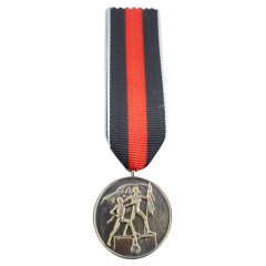 WWII German Commemorative medal of 1st October 1938