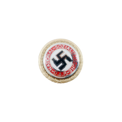 WWII German NSDAP Golden Party Badge