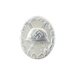 WWII German Silver Wound Badge 1939