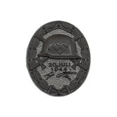 WWII German 20th July 1944 Wound Badge Black