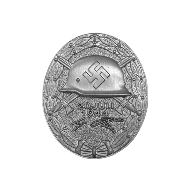 WWII German 20th July 1944 Wound Badge sliver