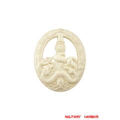 Anti-Partisan War Badge in Gold