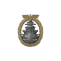 WWII German High Sea Fleet Badge