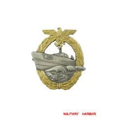E-boat Badge Late Version